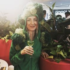 Broccoli Halloween Costume