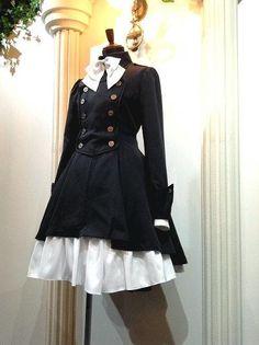 軍服 ワンピース - Google 検索