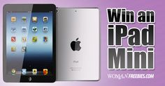 Win An iPad Mini From WomanFreebies
