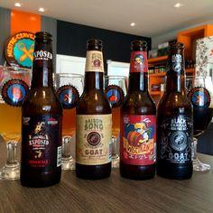 Episódio 115 - 4 cervejas da Horny Goat - http://www.mestre-cervejeiro.com/4-cervejas-da-horny-goat/ #cerveja #degustacao #beer #tasting