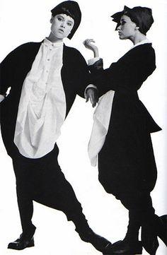 Yohji Yamamoto mid 80s www.fashion.net