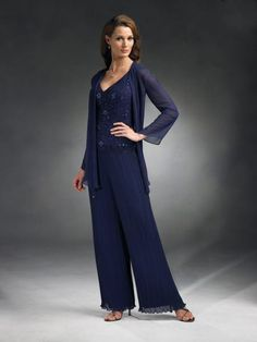 Mother Of The Bridal Pant Suits Wedding Pants Plus Size Custom Outfit