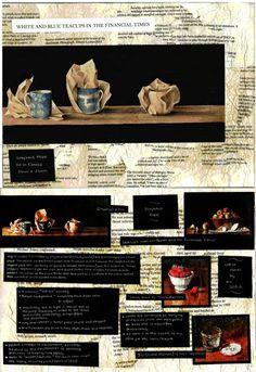 Art coursework Ideas please !!!?