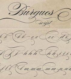 tattoo font?