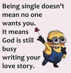 Exactly i and i really hope it is romantic - Funny Minion Meme, funny minion memes, funny minion quotes, Funny Quote, Minion Quote Of The Day - Minion-Quotes.com
