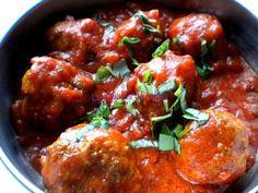 Italian meatball – Mimm's Delights Italian Appetizers, Appetizer Recipes, Italian Meatballs, Shredded Beef, Italian Recipes, Italian Foods, Slow Cooker, Food And Drink, Menu