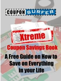 Mcdonalds coupons are however considered to be popular over other couponsurfers xtreme coupon savings book a guide on how to save on everything in your life ebook fandeluxe Image collections
