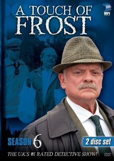 Detective Inspector Jack Frost is a disorganised DI for the Denton Police Force and will do anything to see that justice is done, even if he has to break the rules. Mystery Show, Mystery Series, A Touch Of Frost, Only Fools And Horses, Tv Detectives, Detective Series, Cinema, Bbc Tv, Star Wars