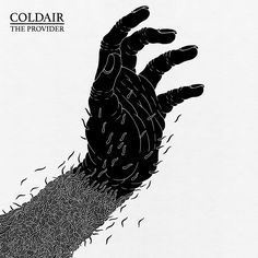 """Coldair - """"The Provider"""" Released January 15th 2016 on Twelves Records"""