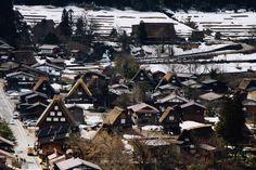 Shirakawa-go Gifu | Japan  Another beautiful landscape shot take during the trip #UNESCO #WorldHeritage  #travel #travelphotography #japan #shirakawago #gifu #landscape #limkimkeong #limkimkeong_asia #limkimkeong_japan #旅行 #日本 #世界遺産