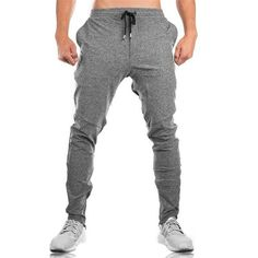 ac108869b59b Men s Joggers Sweat Pants Trouser Pants