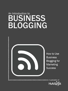 A company blog is an absolute must for online marketing, SEO and social media strategy