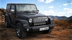 Jeep Wrangler wallpaper - Car wallpapers - #