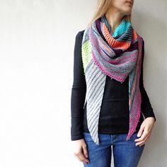 Take It All pattern by Lisa Hannes