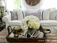 ~rooms FOR rent~: Summer Home Tour {2014}
