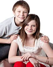 Meet this week's featured sibling group available for adoption from foster care: Shyanne, 13, and Travis, 12, are siblings from Idaho currently living many miles apart. They look forward to the day a family will bring them together and provide them the love they desperately need.   #adoption   #fostercare