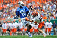 IL Best Photos of the 2013 Season (Inside Lacrosse Photo: Larry French). I was sitting next to Pratt's mom when this happened.