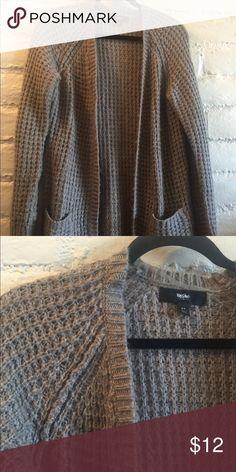 Cardigan Waffle weave cardigan Mossimo Supply Co Sweaters Cardigans