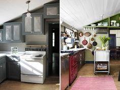 Dicas de reforma de cozinhas | http://www.bimbon.com.br/projeto/antes_e_depois_dicas_de_reforma_de_cozinhas  #kitchen #renovation #beforeafter #decor #interiors