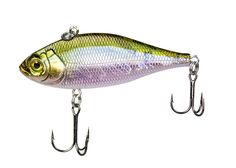 Lunkerhunt LHFL03 Fillet Series Green Back Style Fishing Lure -- Continue to the product at the image link.