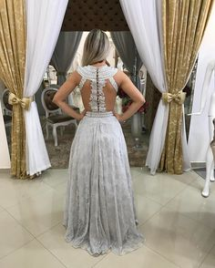 vestido madrinha by barbara melo Flower Girl Dresses, Prom Dresses, Formal Dresses, Wedding Dresses, Unusual Dresses, Cute Pattern, Homecoming, Princess, Pretty