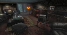 BladeRunner 9732 | Virtual Reality Tour inside Deckard's apartment