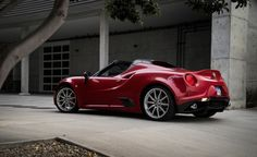 2015 Alfa Romeo 4C Spider - Photo Gallery of First Drive Review from Car and Driver - Car Images - Car and Driver