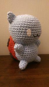 Check out my Catbug amigurumi :)