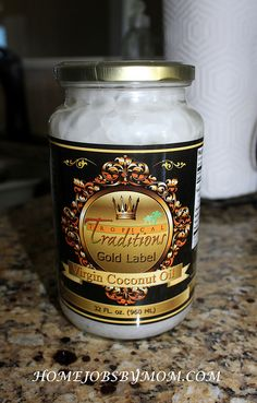 Tropical Traditions Coconut Oil Giveaway @Krystle
