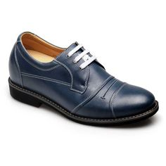 Men Casual Shoes - 2014 Italian Formal Height Elevated Men Shoes Make you taller 7.5cm / 2.95inches with the SKU: MENHJC_240A01-3 at Tooutshoes online store