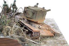 Diorama Militar, Military Armor, Model Tanks, Modelista, Armored Fighting Vehicle, Ww2 Tanks, Military Diorama, Big Guns, Funny Tattoos