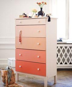 Tendance déco : l'abricot, couleur bonne mine
