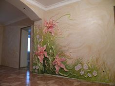 If you are looking to add something to your home to make it unique and do it yourself then you should take a look at what we had to say about dry wall art Plaster Art, Plaster Walls, Faux Painting, Mural Painting, Wall Sculptures, Sculpture Art, Wall Murals, Wall Art, Inspiration Wall