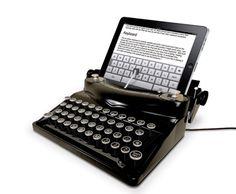 Tablet + Typewriter =Typescreen