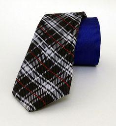 Sax Blue Mens Tie 5,5 cm (2,17 #handmadeatamazon #nazodesign