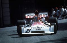 1973 GP Monaco (Niki Lauda) BRM P160E