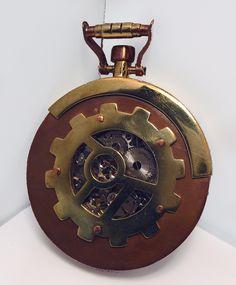 Steampunk Pocket Watch 4 by dravensinferno on DeviantArt Steampunk Pocket Watch, Exquisite Corpse, Aesthetic Design, Dieselpunk, Cyberpunk, Deviantart, Watches, Arms, Accessories
