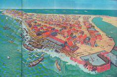 Destruction of Port Royal in Jamacia
