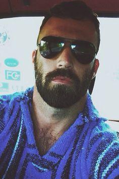 Hot Bearded.