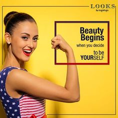 Because you're #beautiful just the way YOU are. #FashionSpeaksFashion #FashionLife Visit http://www.togofogolooks.com
