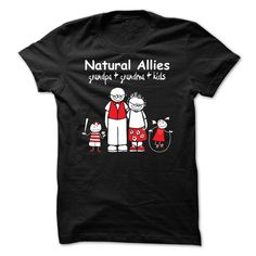 Natural Allies T-Shirts, Hoodies. GET IT ==► https://www.sunfrog.com/Funny/Natural-Allies.html?id=41382