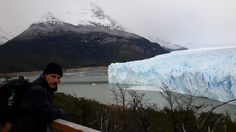 El Calafate, Buzullar,Patagonya,Arjantin