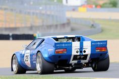Results and photo gallery from the 2012 Le Mans Classic historic races, held July at the famed 24 Hours of Le Mans Circuit de la Sarthe in France. Car Ford, Ford Gt, Le Mans, Maserati, Gp Moto, Gone In 60 Seconds, Car Man Cave, Dodge Power Wagon, Top Cars