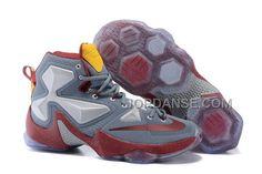 http://www.jordanse.com/2016-nike-mens-basketball-sneakers-lebron-13-knights-red-grey-yellow-online.html #2016 #NIKE MENS BASKETBALL SNEAKERS #LEBRON 13 KNIGHTS RED GREY YELLOW ONLINEOnly$120.00  Free Shipping!