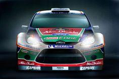 wrc   Ford Fiesta RS WRC 2011
