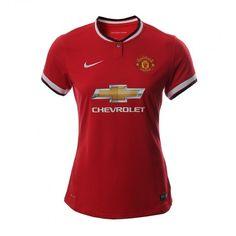 ¡Ya puedes adquirir el nuevo Jersey Nike Local del Manchester United para esta temporada 2014-2015! No esperes más y sé la envidia de todas al tener en tus manos el nuevo jersey, es momento de que renueves tu pasión y apoyo hacia tu equipo , ahora con un diseño mas innovador podrás presumir a todos el orgullo que sientes al portar la camiseta de los diablos rojos.