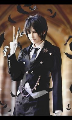 [kakajia] Black Butler: Sebastian Michaelis - Cosplayers' Cure