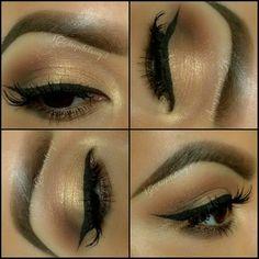 Beautiful natural looking eyebrows