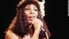 Donna Summer is dead at 63 - Rest In Peace Queen of Disco - My childhood would not have been the same without you...