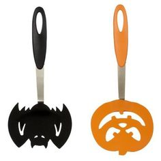 Black Bat Flexible Turner Spatula By Ganz Halloween by Ganz, http://www.amazon.com/dp/B009DQ7BQ8/ref=cm_sw_r_pi_dp_O7wLqb13J977Z